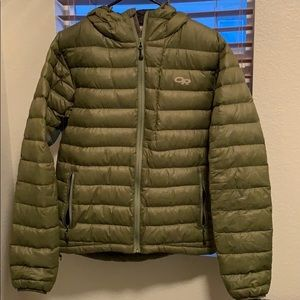 Other - Outdoor Research Hooded Down Jacket